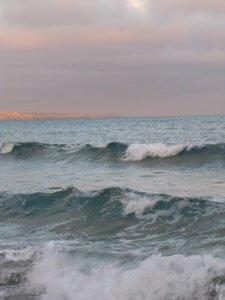 Winter Sea, Winter Beach