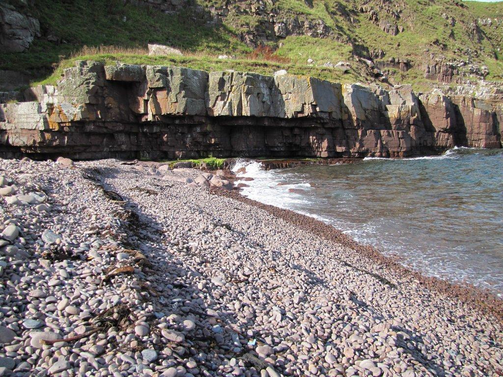 Sarclet bay.